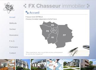 Site de François-Xavier DINTIMILLE
